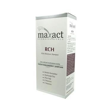 Maxact Maxact RCH Rich Moisture Shampoo 250ml Renksiz